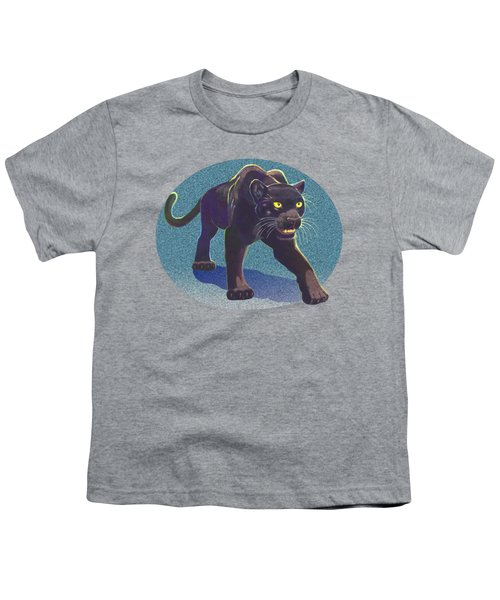Prowl Youth T-Shirt by J L Meadows