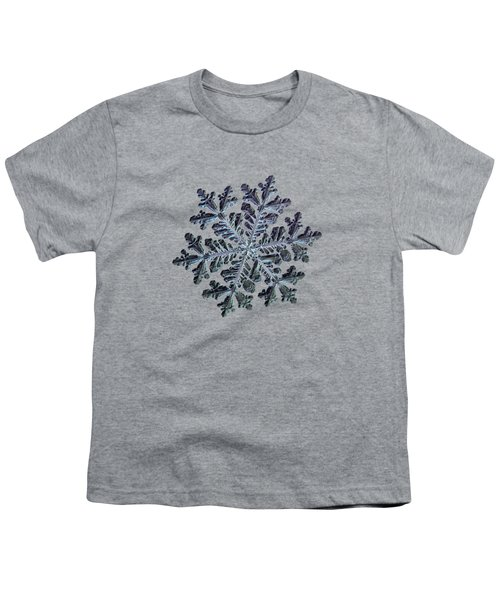 Real Snowflake - Hyperion Dark Youth T-Shirt