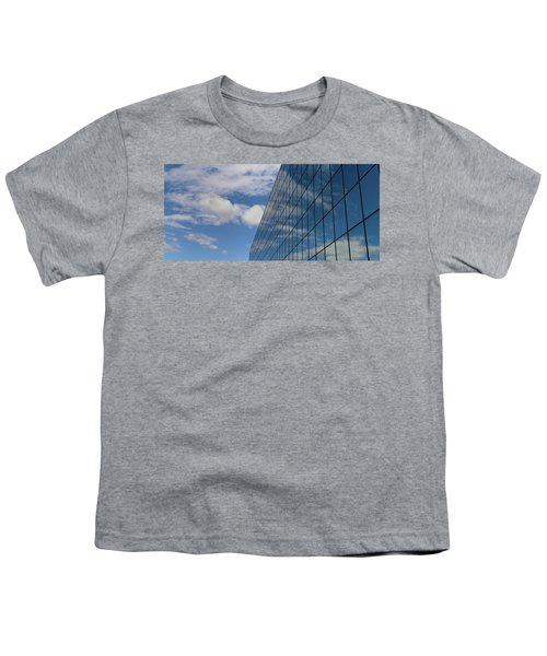 Reflecting On Today Youth T-Shirt by Jeremy Tamsen