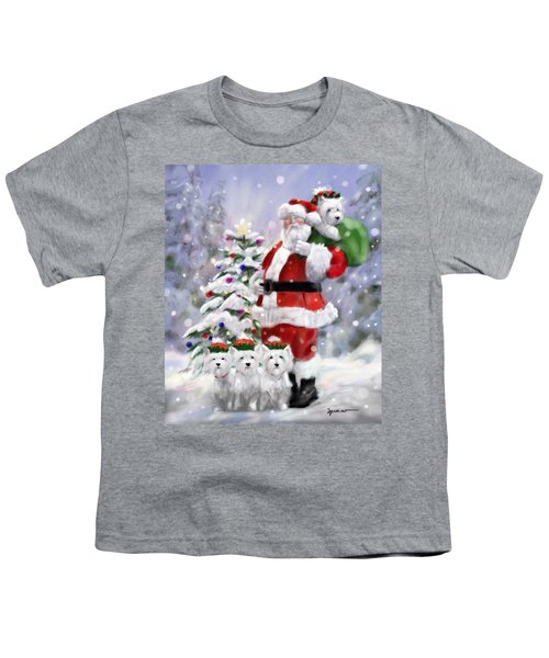 Santa's Helpers Youth T-Shirt