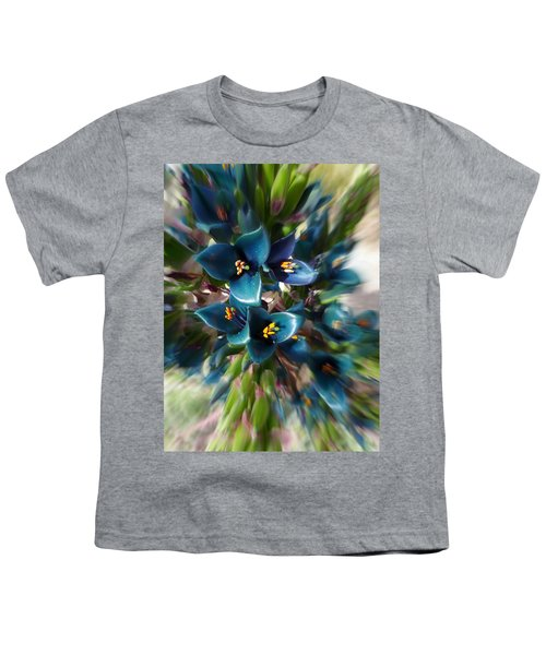 Saphire Tower Youth T-Shirt