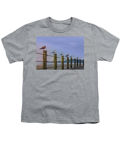 Seagull Lineup Youth T-Shirt