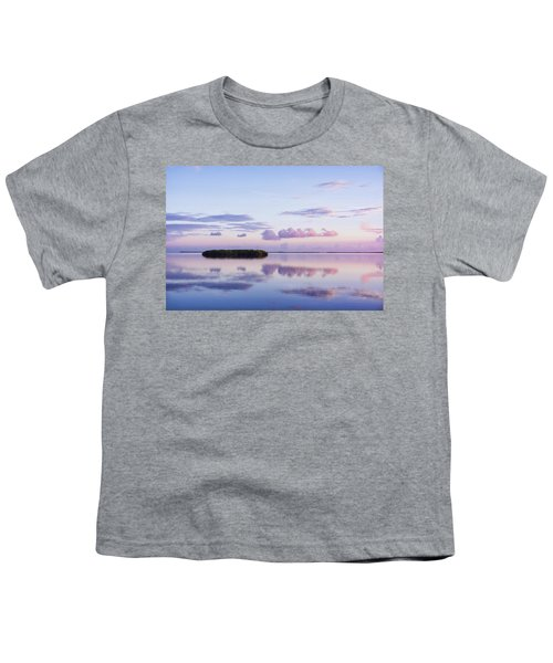 Serenity At Sunrise Youth T-Shirt