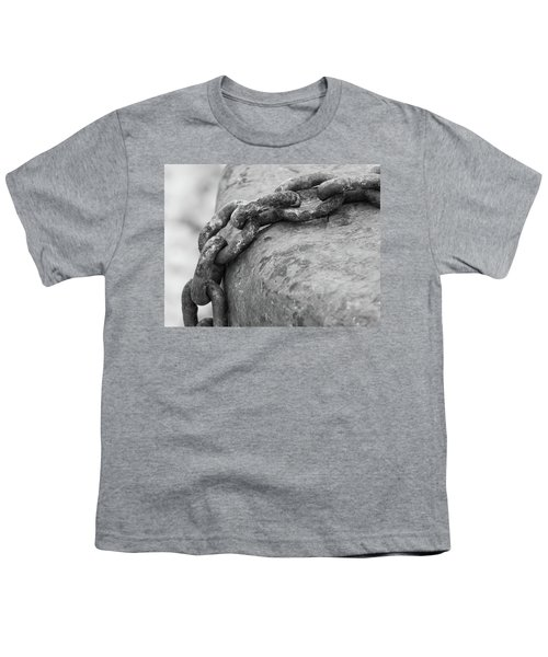 Shades Of Gray Youth T-Shirt
