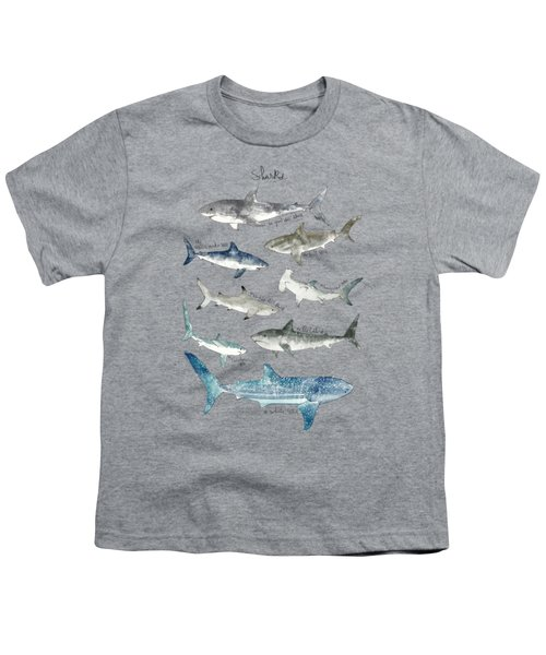 Sharks Youth T-Shirt