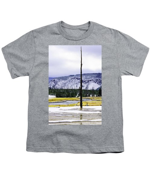 Standing Alone Youth T-Shirt