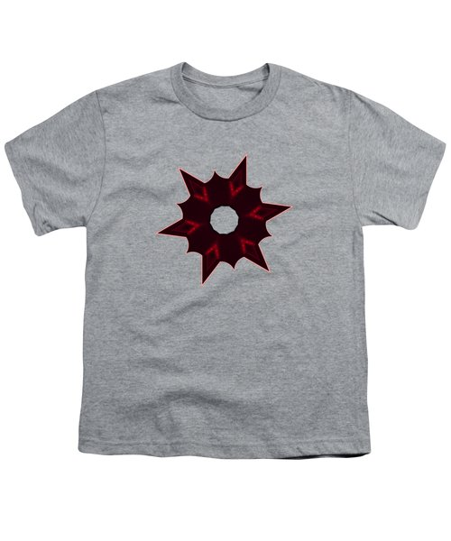 Star Record No. 6 Youth T-Shirt by Stephanie Brock