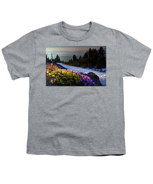Summer And Winter Youth T-Shirt