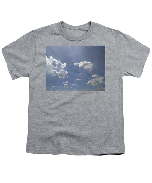 Summertime Sky Expanse Youth T-Shirt