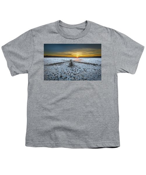Sunrise At Soda Lake Youth T-Shirt