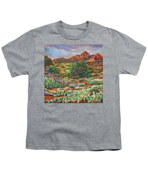Surrounded By Sedona Youth T-Shirt