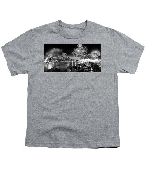 Sydney Spectacular Youth T-Shirt by Az Jackson