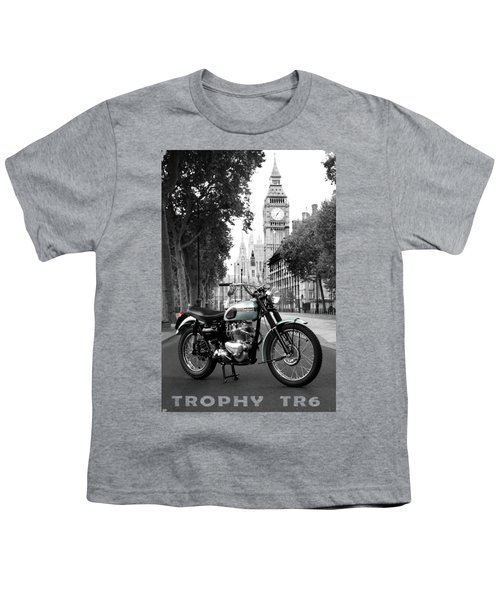 The 1956 Trophy Tr6 Youth T-Shirt