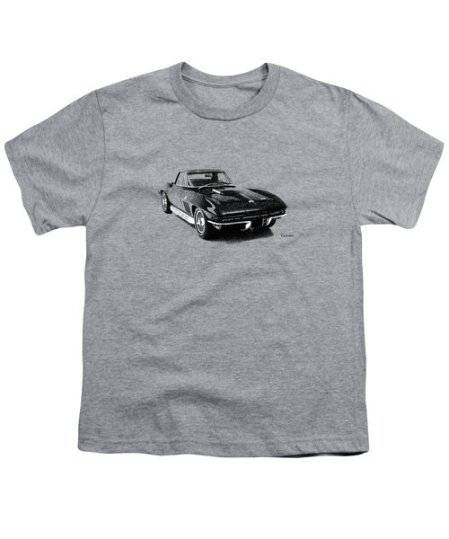 The 66 Vette Youth T-Shirt