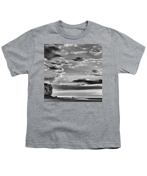 The End Of The Day, Old Hunstanton  Youth T-Shirt