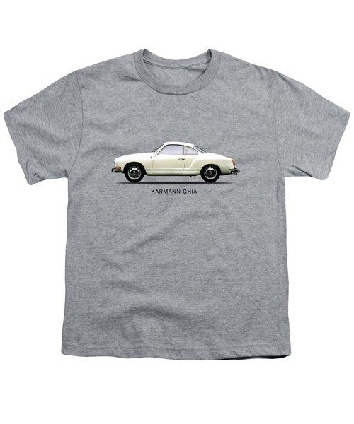 The Karmann Ghia Youth T-Shirt by Mark Rogan