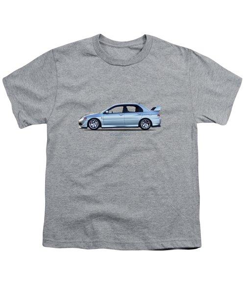 The Lancer Evolution Viii Youth T-Shirt