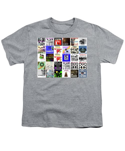 The Marvelettes 2 Youth T-Shirt