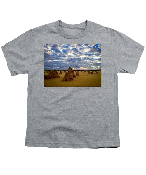 The Pinnacles Sunset Youth T-Shirt