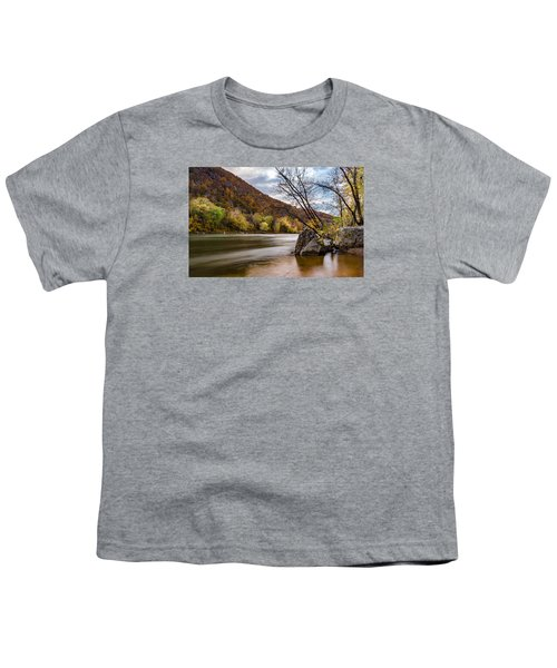 The Shenandoah In Autumn Youth T-Shirt