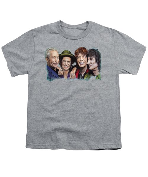 The Rolling Tongues Youth T-Shirt