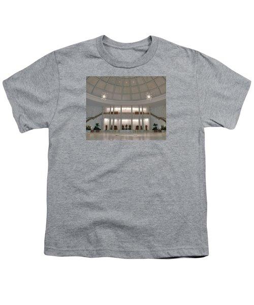 The Rotunda 8 X 10 Crop Youth T-Shirt