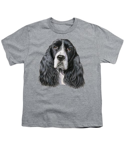 The Springer Spaniel Youth T-Shirt