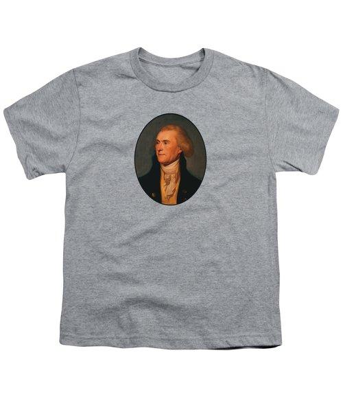 Thomas Jefferson Youth T-Shirt