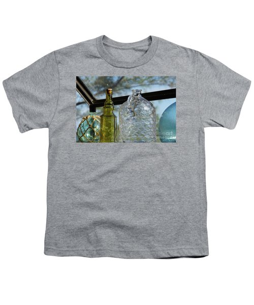 Thru The Looking Glass 2 Youth T-Shirt by Megan Cohen
