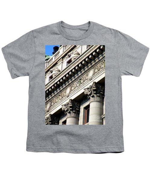 U S Custom House 2 Youth T-Shirt