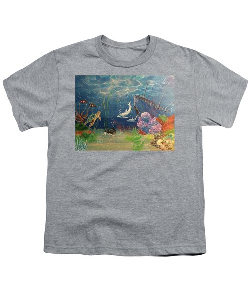 Under The Sea Youth T-Shirt