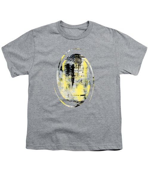 Urban Abstract Youth T-Shirt by Christina Rollo