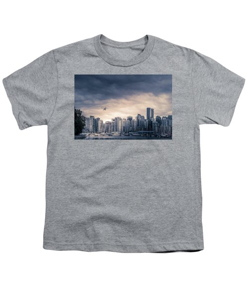 Vancouver Skyline Youth T-Shirt
