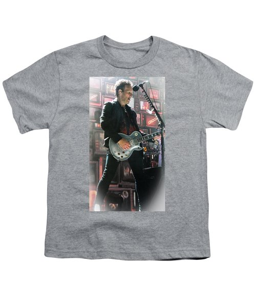 Vivian Campbell Youth T-Shirt by Luisa Gatti