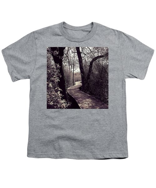 Wetlands Trail Youth T-Shirt