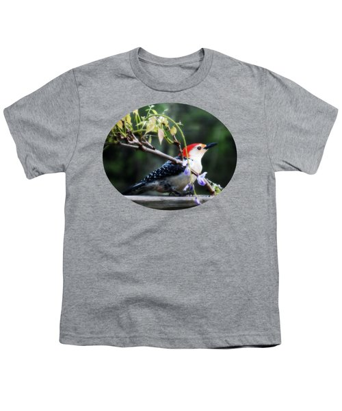 When  Youth T-Shirt by Anita Faye
