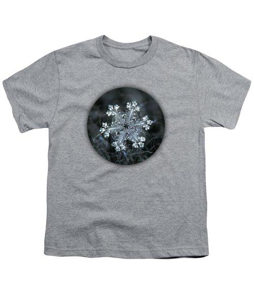 Real Snowflake - 26-dec-2018 - 1 Youth T-Shirt