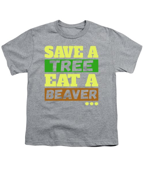Save A Tree Youth T-Shirt
