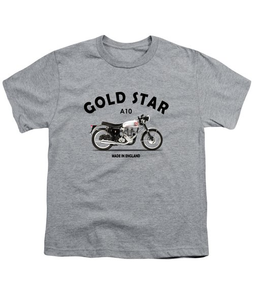 The Gold Star 1957 Youth T-Shirt
