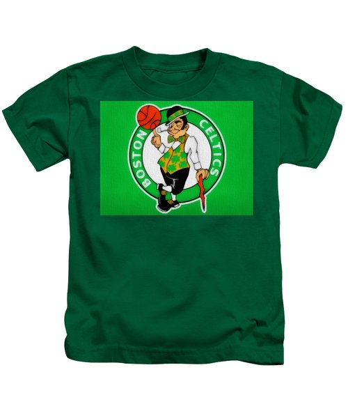 Boston Celtics Canvas Kids T-Shirt