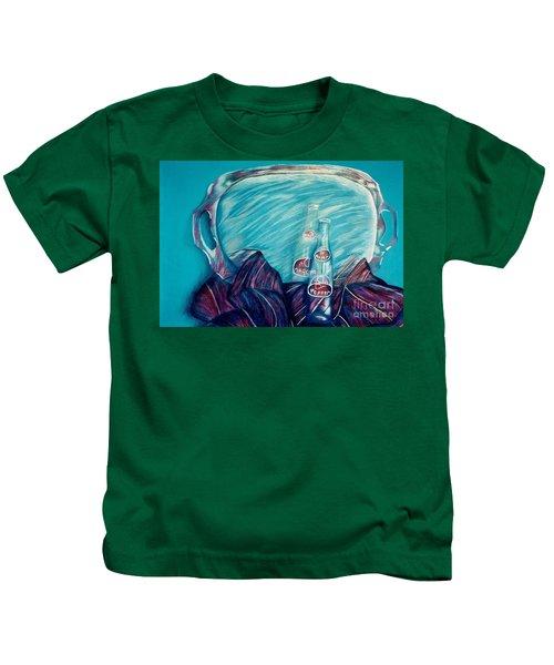 Bottle Reflection Kids T-Shirt
