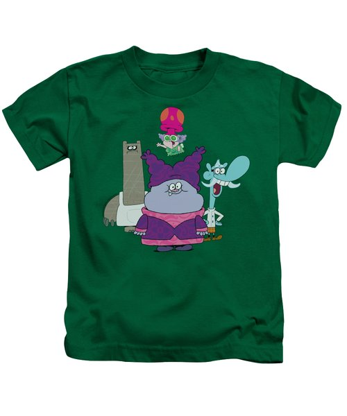 Chowder - Group Kids T-Shirt