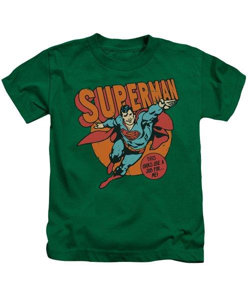 Dc - Job For Me Kids T-Shirt