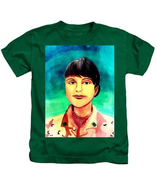 Desert Storm Jennifer Kids T-Shirt