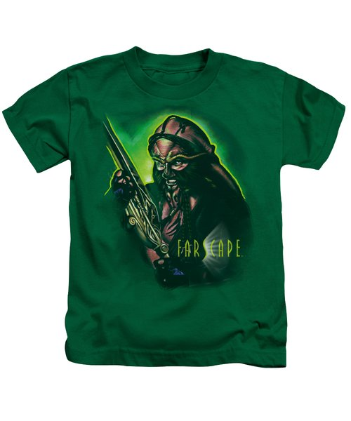 Farscape - D'argo Warrior Kids T-Shirt