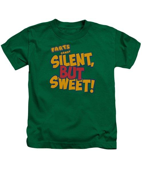 Farts Candy - Silent But Sweet Kids T-Shirt