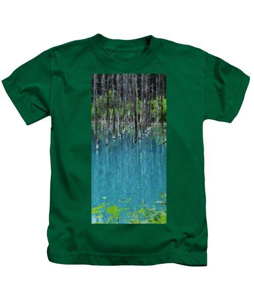 Liquid Forest Kids T-Shirt