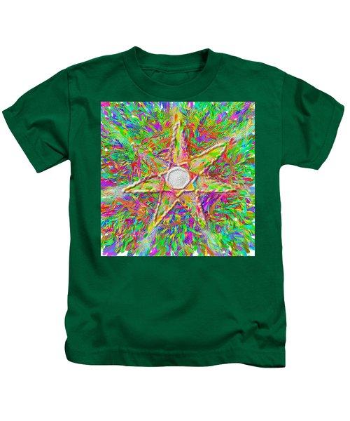 Mandala 1 22 2015 Kids T-Shirt