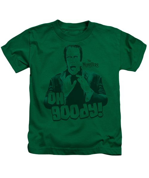 The Munsters - Oh Goody Kids T-Shirt