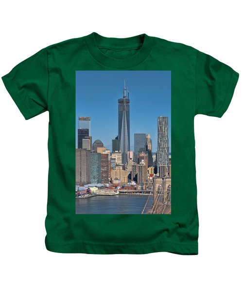 Topping Out Kids T-Shirt